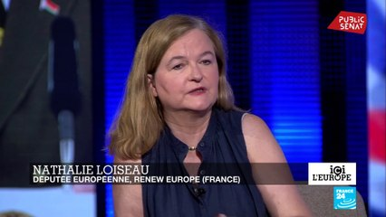 Nathalie Loiseau : « il y'a un certain nombre de pays à travers le mode qui tirent profit d'une Europe quand elle d'est divisée ou quand elle est lente à se décider »