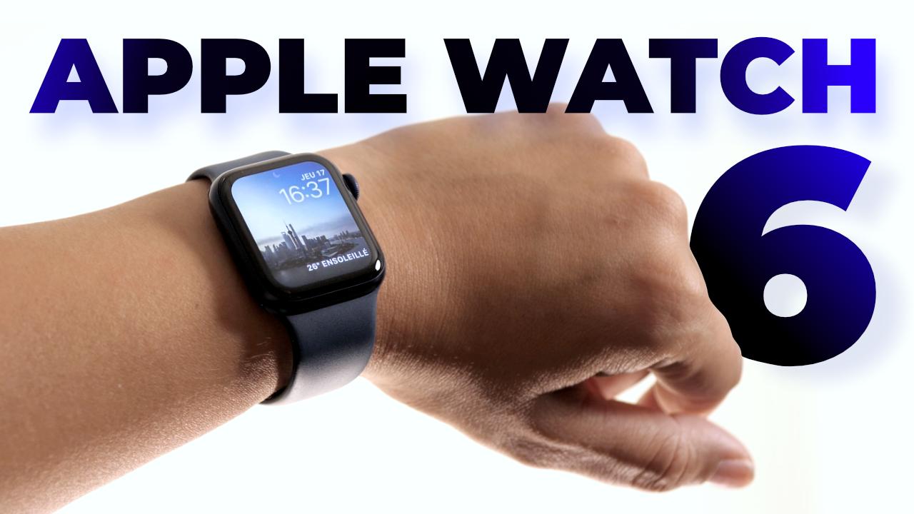 DM AW6Nous avons reçu l'Apple Watch Series 6 ! Quelles sont les NOUVEAUTÉS ?
