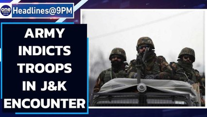 Indian Army indicts troops involved in J&K encounter | Oneindia News