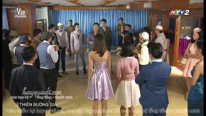 thiên đường giả tập 14 HTV2 lồng tiếng Phim Thái Lan phim thien duong gia tap 15