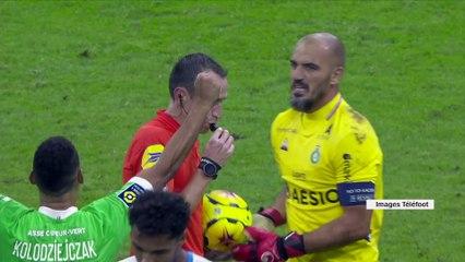 Les Verts, leaders de Ligue1, après un match historique à Marseille !