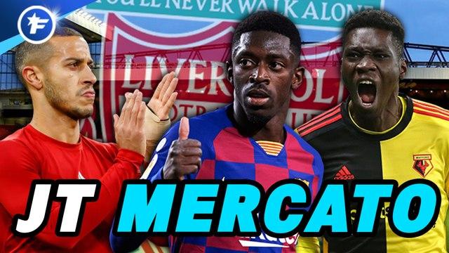 Journal du Mercato : Liverpool frappe fort