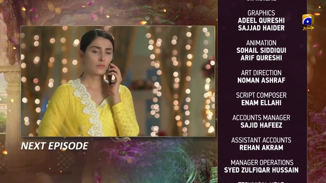 Meherposh Episode 26 Teaser - 18th September 2020 -HAR PAL GEO