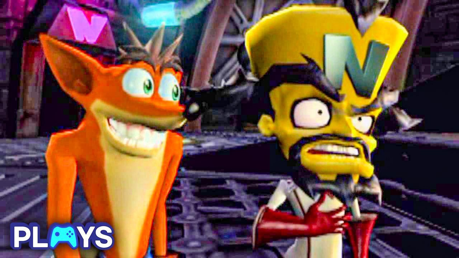 8 Video Games That Make Fun of Themselves