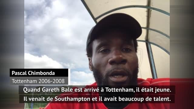 Exclusif - Chimbonda se remémore le jeune Gareth Bale