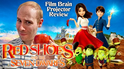 Projector: Red Shoes and the Seven Dwarfs (AKA Snow White and the Red Shoes) (REVIEW)