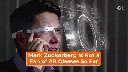 Mark Zuckerberg Is More Interested In VR