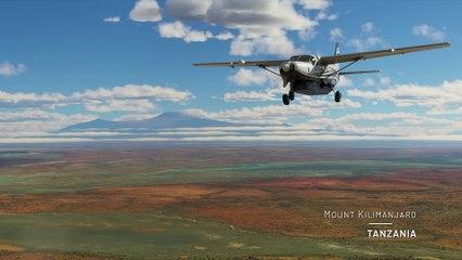 Microsoft Flight Simulator (2020)   Africa - Around the World Tour