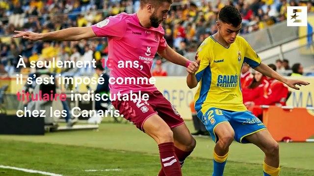 Pedri, le futur du Barça conjugué au présent