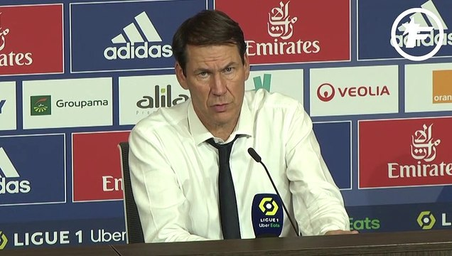 OL : Rudi Garcia pointe les manques offensifs