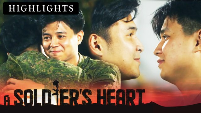 Phil and Benjie resolve to get to know more about each other moving forward | A Soldier's Heart