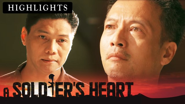 Raul meets up with Fonti | A Soldier's Heart