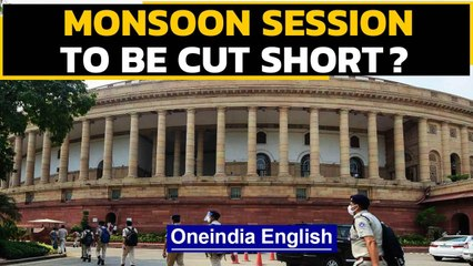 Monsoon session 2020 to be cut short amid Covid fears? | Oneindia News