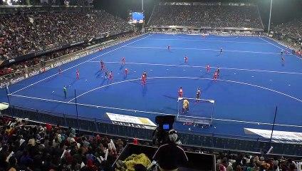 WC 2018 - BEL vs NED -(0-0) VUE TACTIQUE