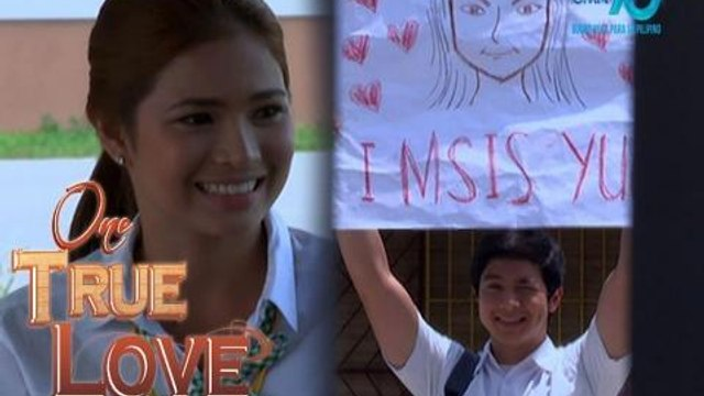 One True Love:  Tisoy's little surprise for Elize | Episode 30