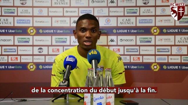 "Mamadou Fofana : ""Remporter nos trois premiers points"""