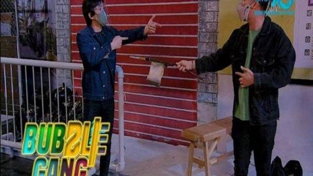 Bubble Gang: Enhanced Criminal Quarantine (ECQ) | YouLOL