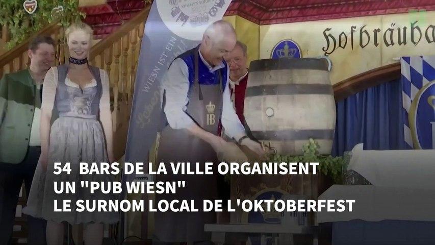 Annulée à cause du Covid-19, l'Oktoberfest a quand même lieu mais en plus petit comité