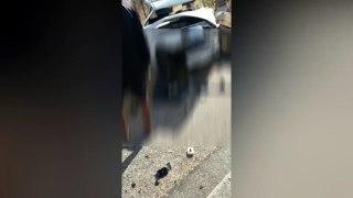 Carroceiro morre após grave acidente de carro na região de Patos