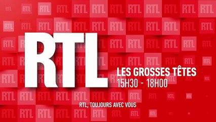 Le journal RTL de 17h