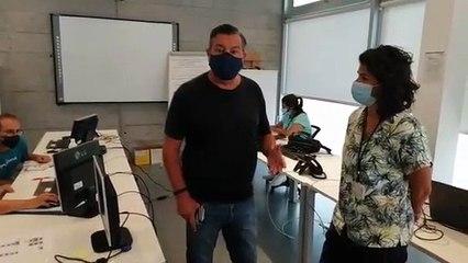 Los rastreadores del CtCan de Candelaria sigue la pista al coronavirus
