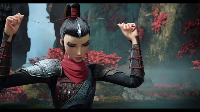 Kung Fu Mulan Movie