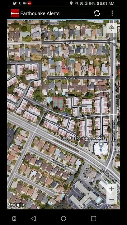 4.5 Earthquake South El Monte, California 9-19-20