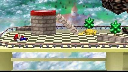 Momentos Random En Super Smash Bros. La Colaboracion Definitiva