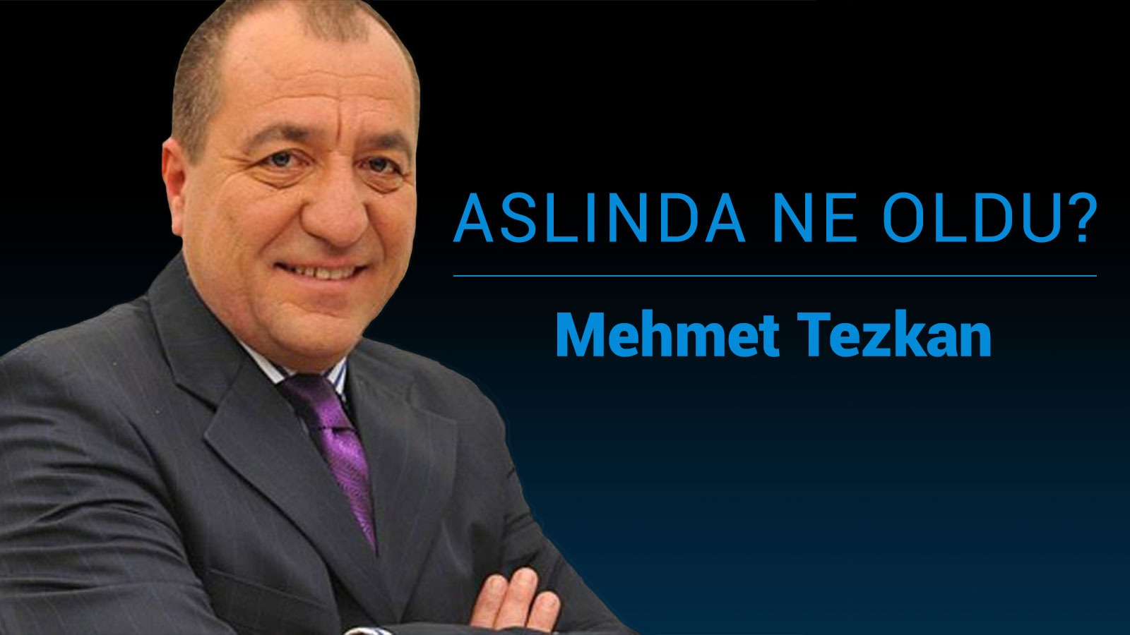 Mehmet Tezkan: Hazine ve Maliye Bakanı'nın algı operasyonu...