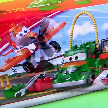 LEGO Duplo Disney Planes Dusty & Chug 10509 Building Toys Review by Disneycollector