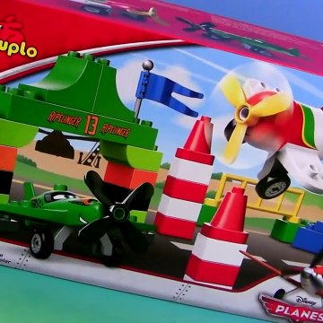 LEGO Duplo Disney Planes Ripslinger Air Race Lego Duplo 10510 Building Toys by Disneycollector
