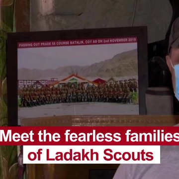Meet the fearless families of Ladakh Scouts