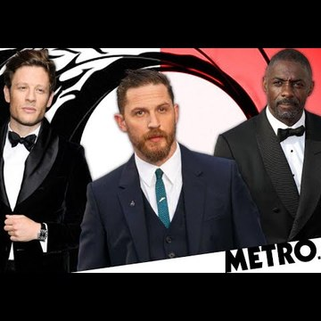 Tom Hardy odds-on to be new James Bond say bookies