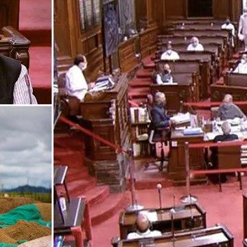 Rajya Sabha Passes 2 Agriculture Bills వ్యవసాయమంతా కార్పొరేట్ల చేతిలోకి : కాంగ్రెస్ || Oneindia
