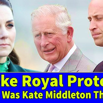Prince William Confesses  Why He Went Crazy And Broke Royal Protocol Where Kate Middleton That Day