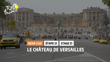 #TDF2020 - Étape 21 / Stage 21 - Le Château de Versailles