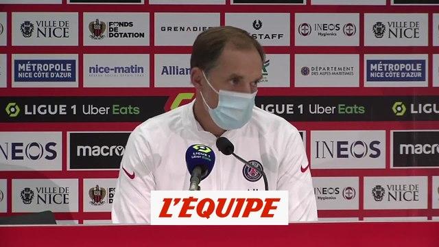 Tuchel : « On souffre beaucoup » - Foot - L1 - PSG