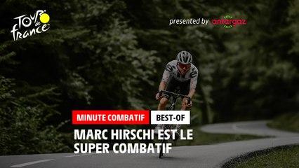 #TDF2020 - Best-Of - Antargaz most aggressive rider Minute / Minute du Combatif
