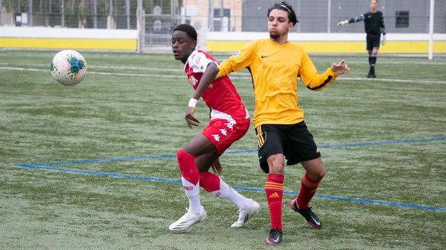 Highlights U17 - J3 : AS Monaco 3-2 AS Saint-Priest
