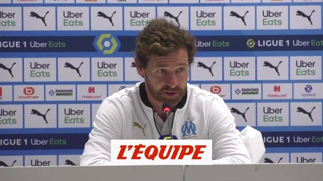 Villas-Boas : « Félicitations à Lille » - Foot - L1 - OM