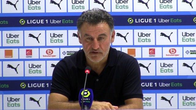 "Galtier : ""On n'a pas su tuer le match"""