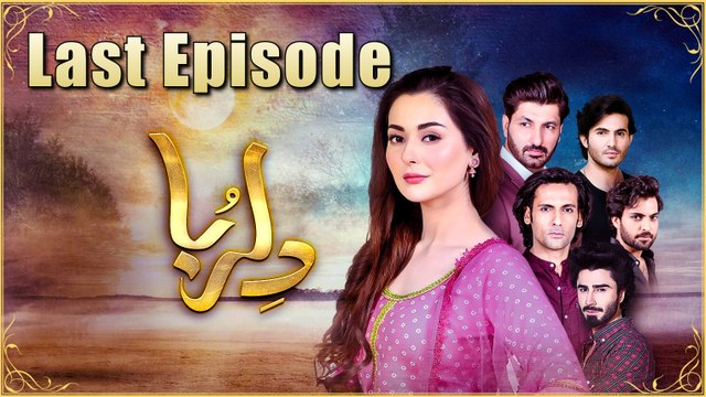 Dil Ruba Last Episode HUM TV Drama 19 September 2020