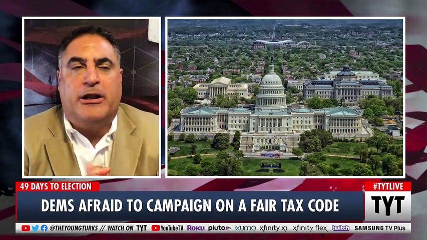 Democrats: We're Okay with Trump's Tax Cuts