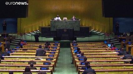 La ONU celebra su 75 aniversario marcada por logros y fracasos