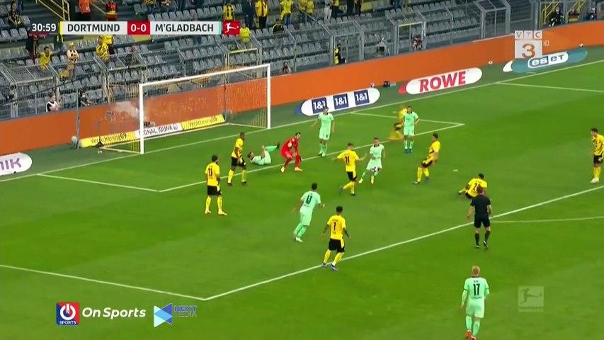 Highlights - Borussia Dortmund - Borussia Monchengladbach - Khởi đầu nhẹ nhàng - Vòng 1 Bundesliga