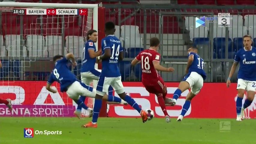 Highlights - Bayern Munich - Schalke 04 - Tưng bừng khai màn - Vòng 1 Bundesliga - NEXT SPORTS