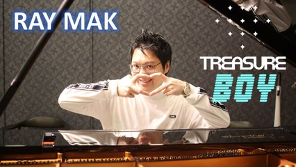 TREASURE - BOY Piano by Ray Mak