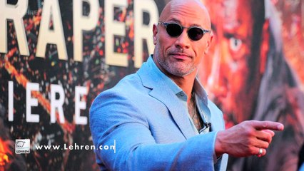 Dwayne Johnson Kick-Starts Shooting For Red Notice After Recovering From COVID-19
