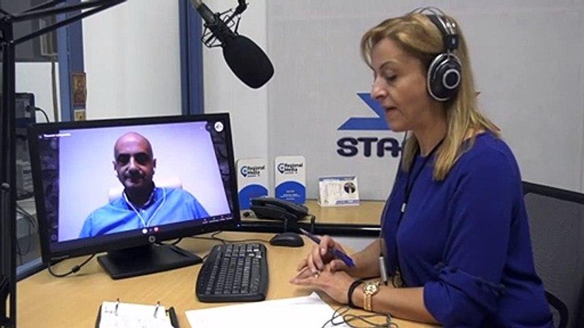 Λυκόπουλος ΤΕΕ Αν.Στερεάς: Τα αντιπλημμυρικά πρέπει να μπουν πρώτα στην ατζέντα πολιτικών και αυτοδιοικητικών