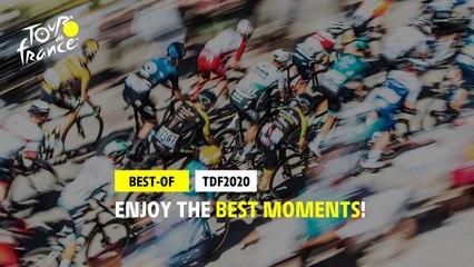 #TDF2020 - Enjoy the best moments!